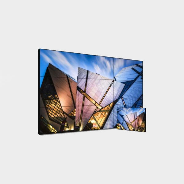 """55"""" 0.88mm Even Bezel LCD Video Wall"""